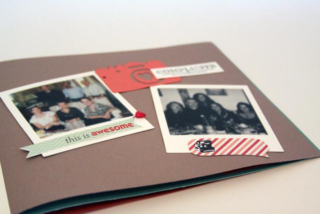 Sehr album de famille | Assise sur le toit VA66
